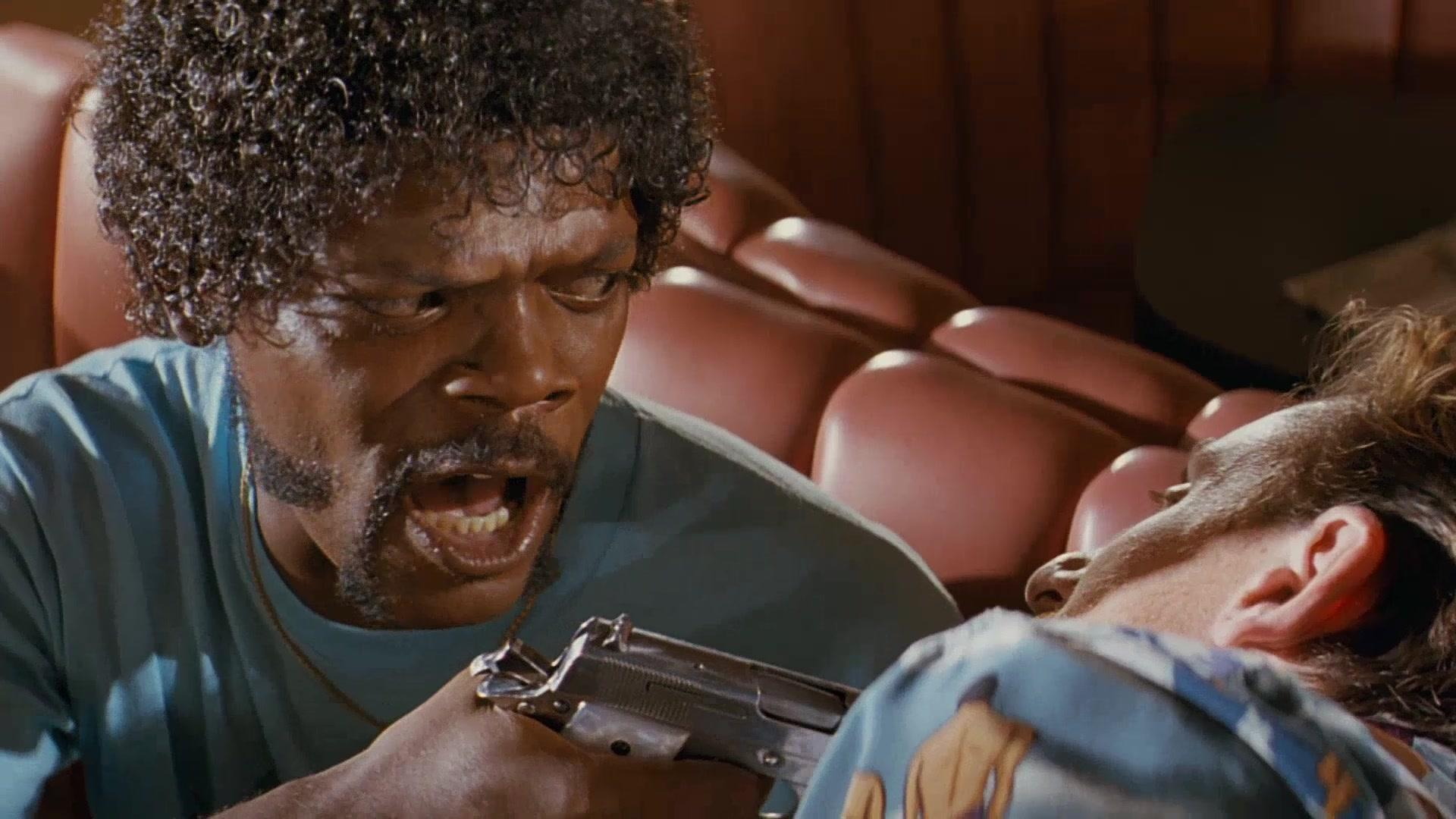 Pulp Fiction - 20 Second Recap