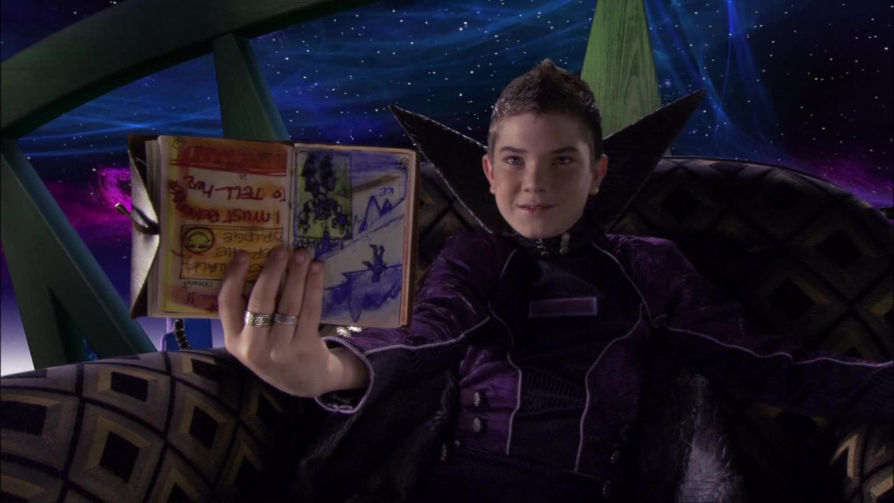 The Adventures of Sharkboy and Lavagirl - Minus