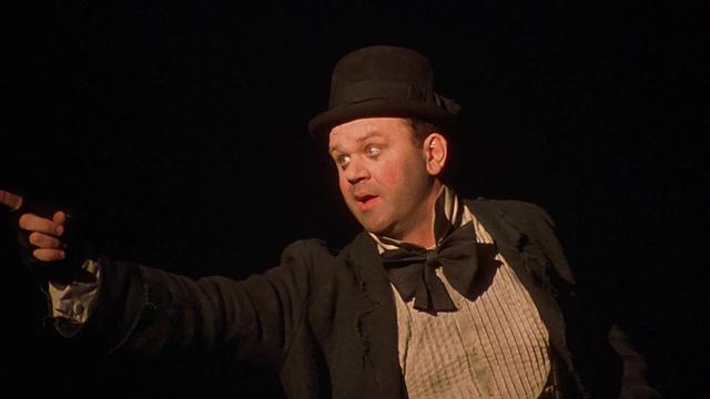 Chicago - Mr. Cellophane