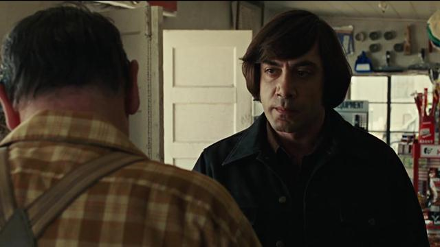 No Country For Old Men - Coin Toss