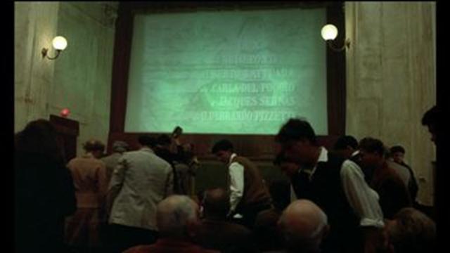 Cinema Paradiso - Behind The Scenes