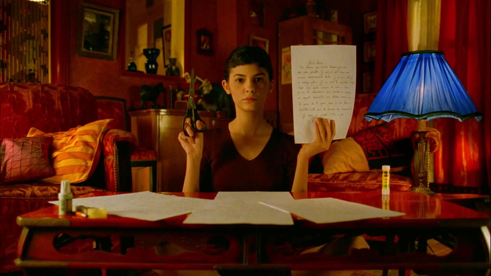 Amelie - The Letter