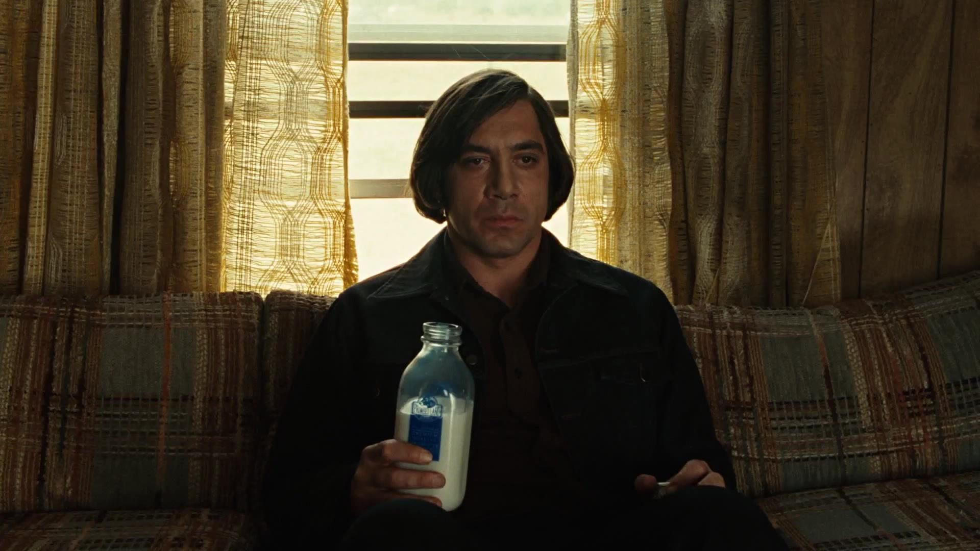 No Country For Old Men - Milk Man