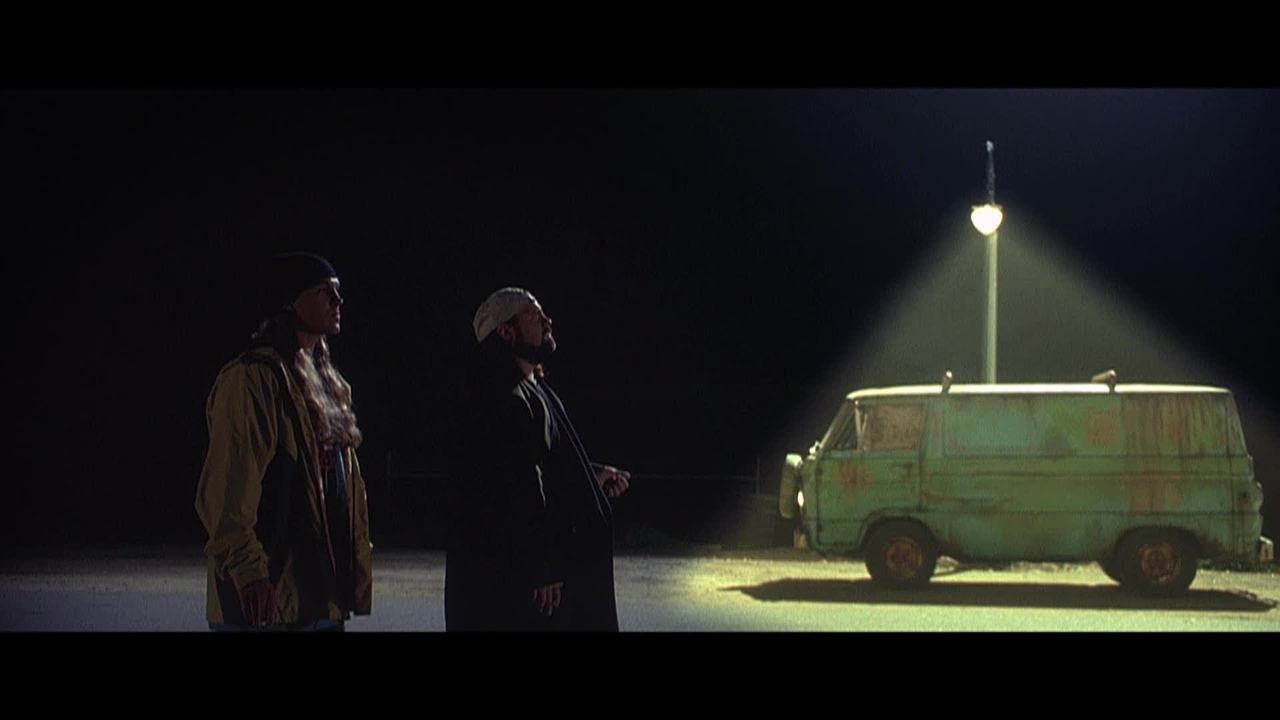 Jay and Silent Bob Strike Back - Hitchhiking