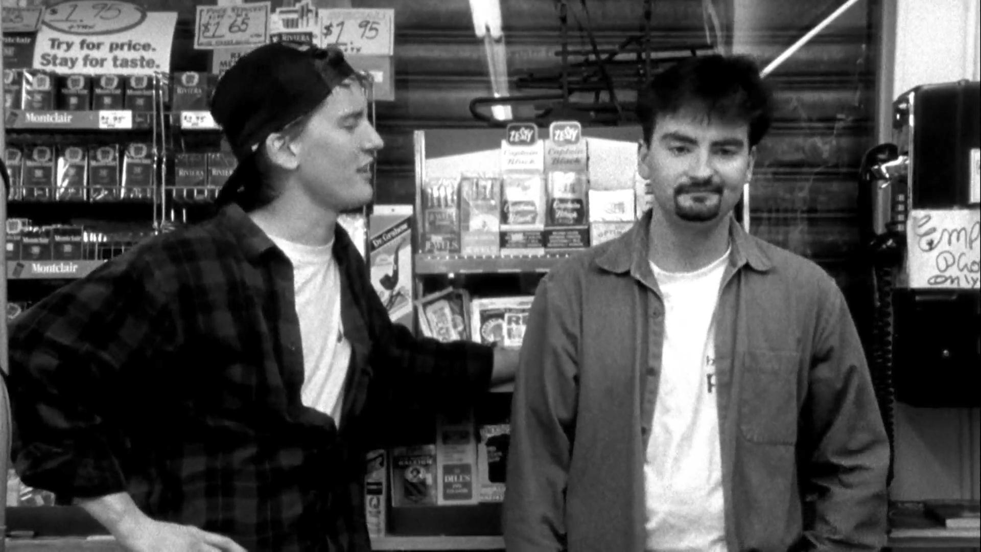 Clerks - You Buckle Like a Belt