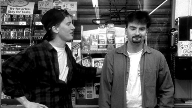 Clerks - You Buckle Like a Belt