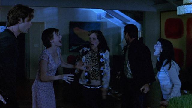 Scream 3 - The Fax Machine