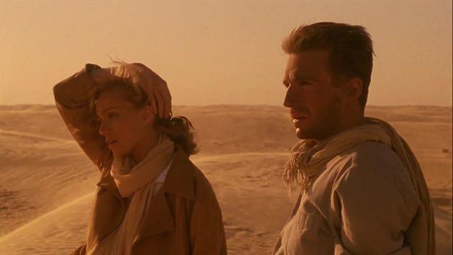 The English Patient - Sandstorm