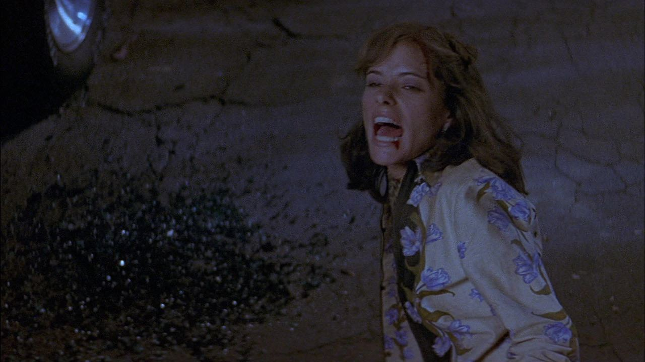 Scream 3 - Gale Gets Punched