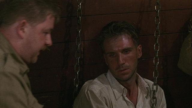 The English Patient - A Woman is Dying