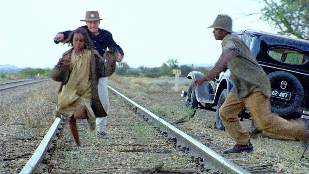 Rabbit Proof Fence - She's Not Coming Back
