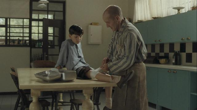 The Boy In The Striped Pajamas - The Doctor