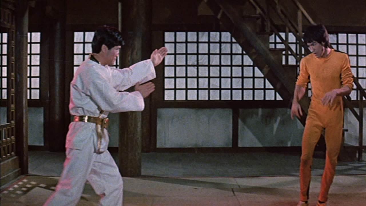 Game Of Death - Back-breaking Work