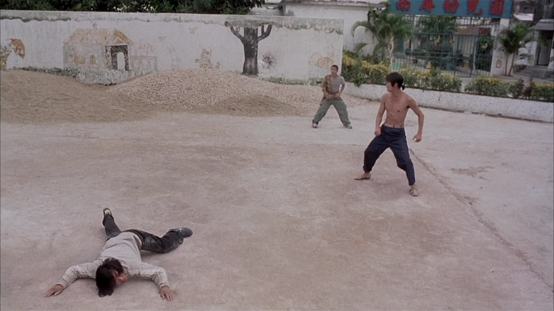 Shaolin Soccer - I'm Here to Play Soccer