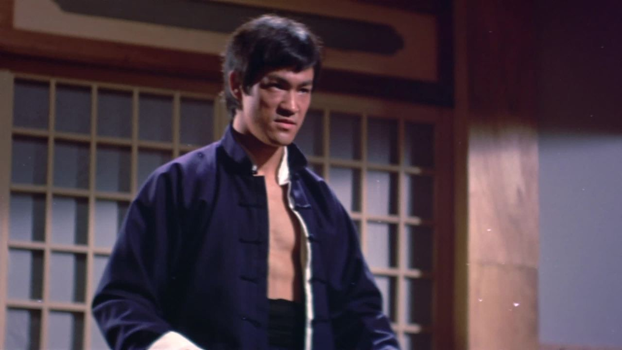 Bruce lee chinese connection stripper scene consider