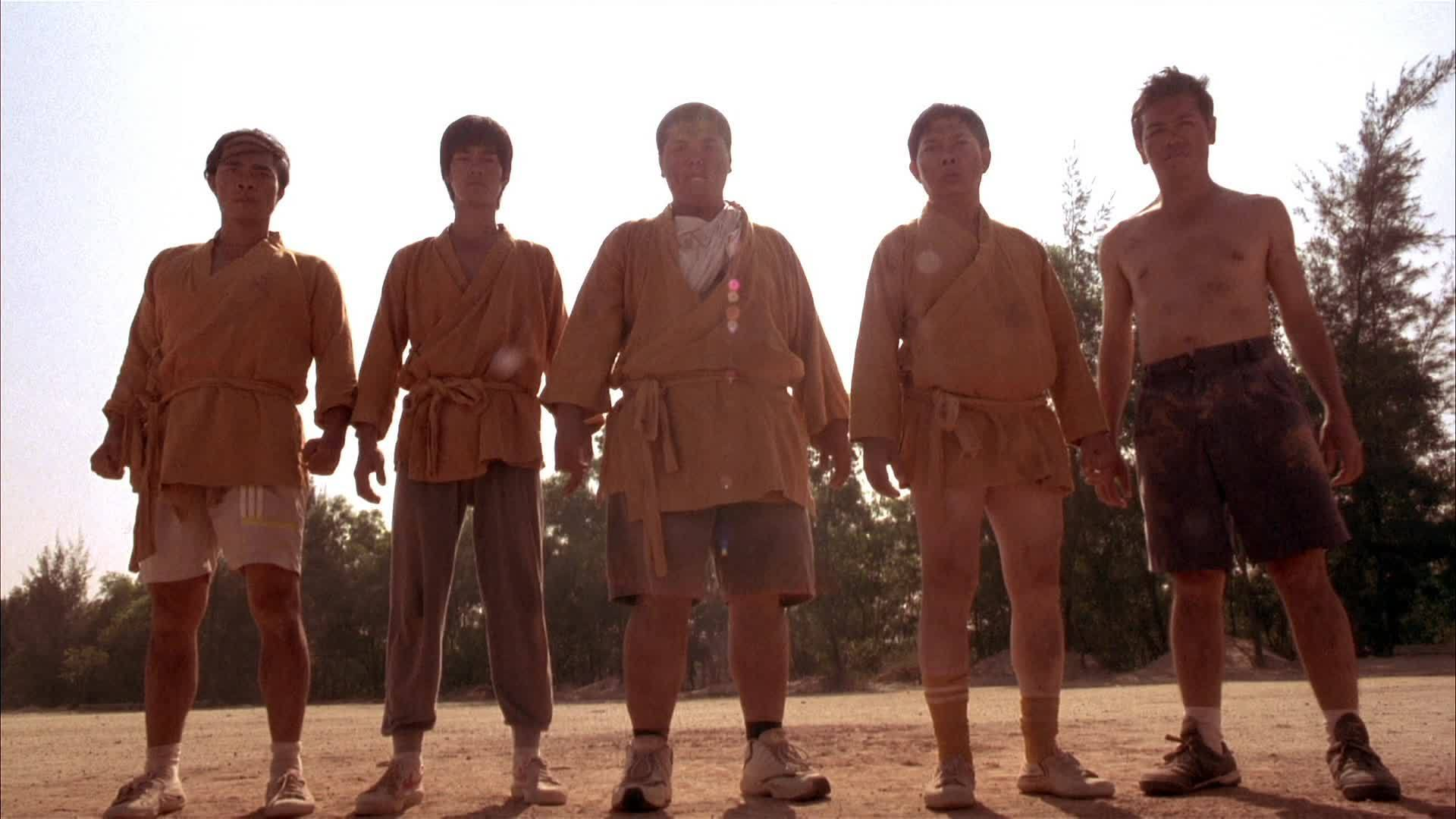 Shaolin Soccer - The Power
