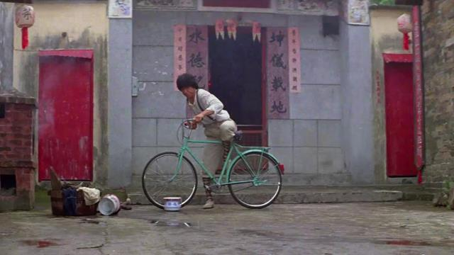 Jackie Chan's Project A - Bicycle Chase