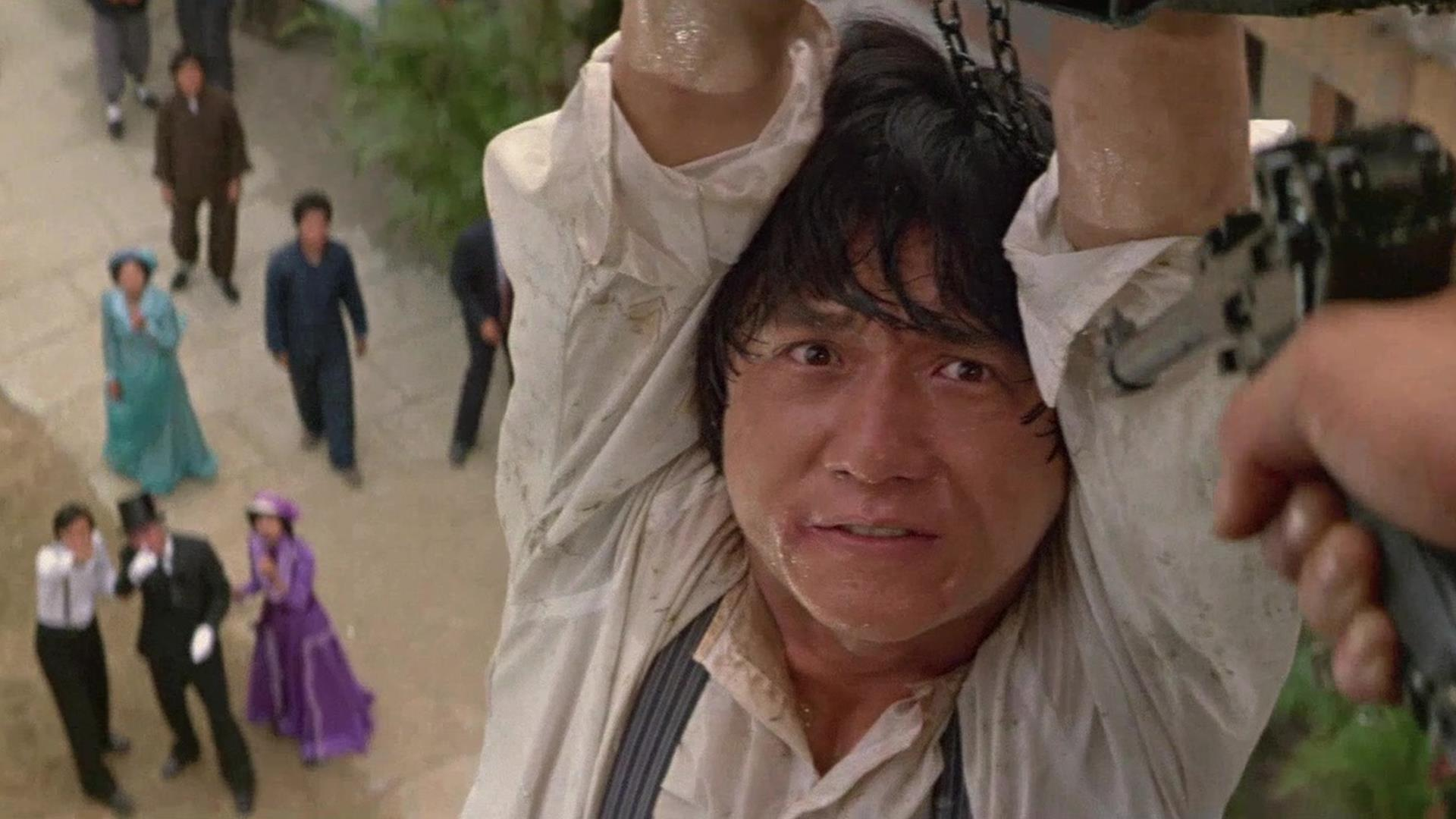 Jackie Chan's Project A - The Clock Tower