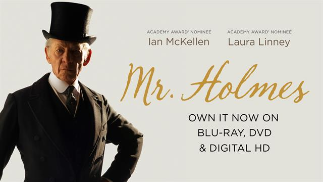Mr. Holmes - Home Entertainment Trailer (HD)