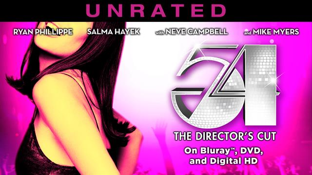 54: The Director's Cut - Official Trailer (HD)
