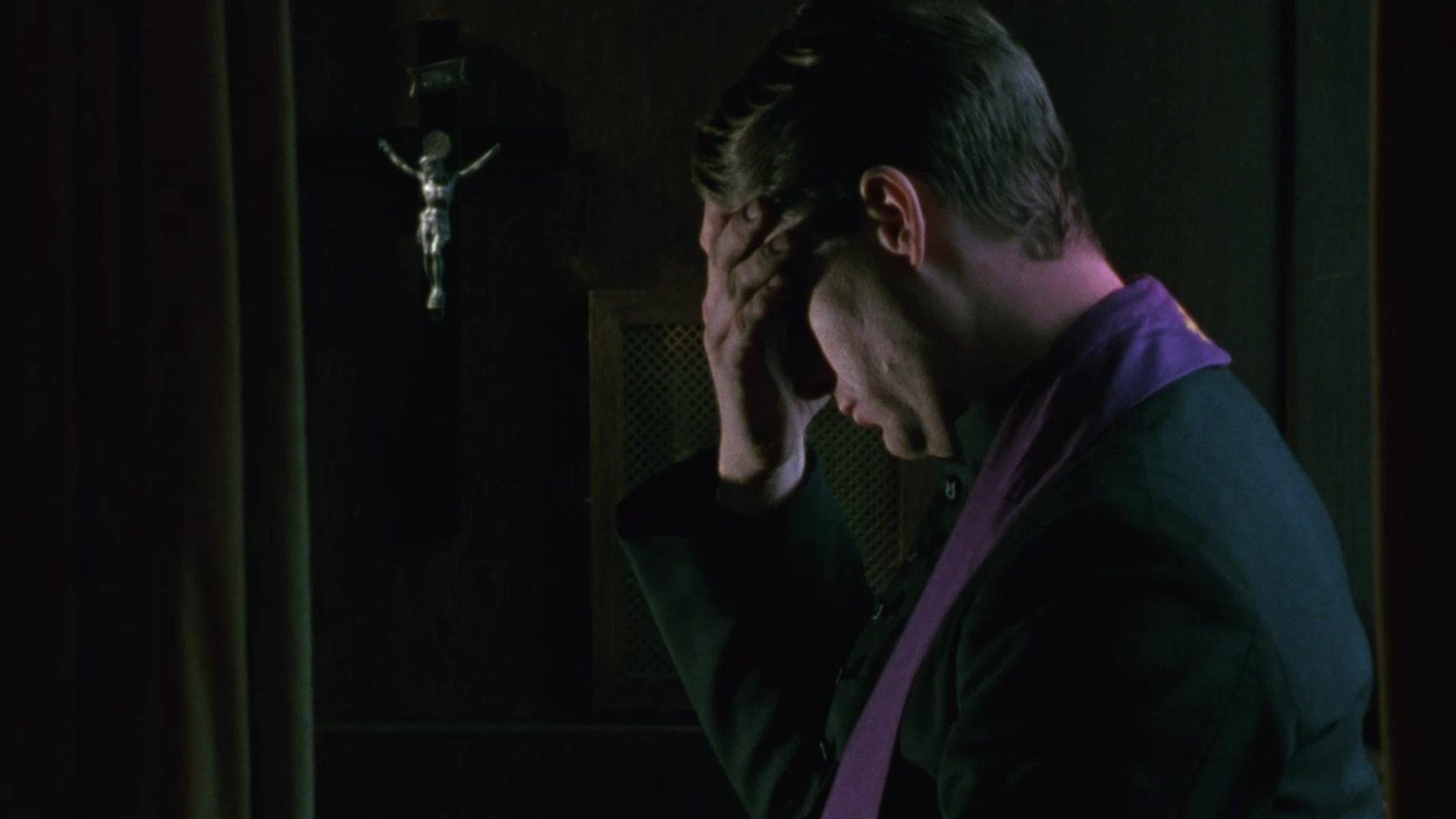 Priest - Incest is evil