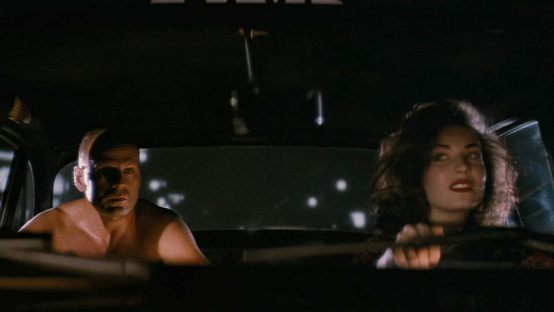 Pulp Fiction - Taxi Ride