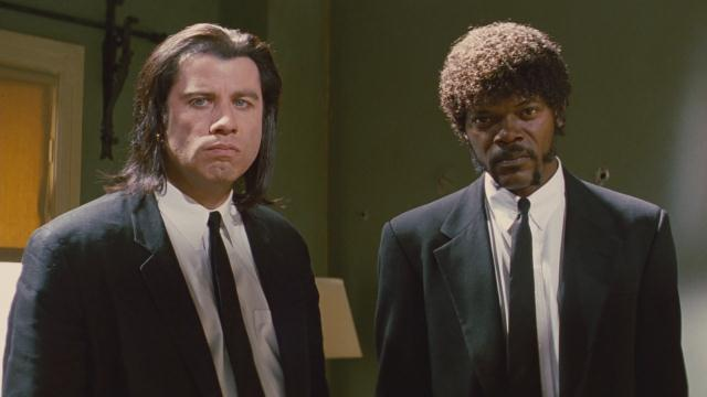 Pulp Fiction - 20 Great Moments