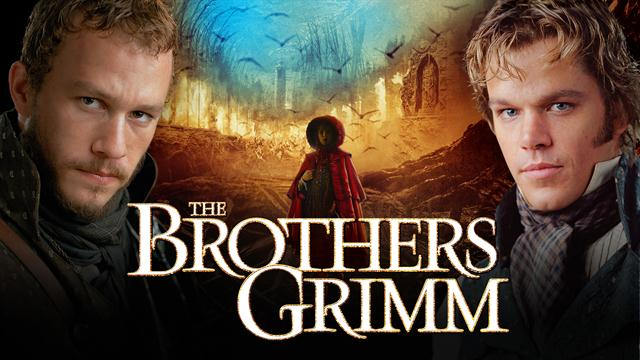 Brothers Grimm - Official Trailer (HD)