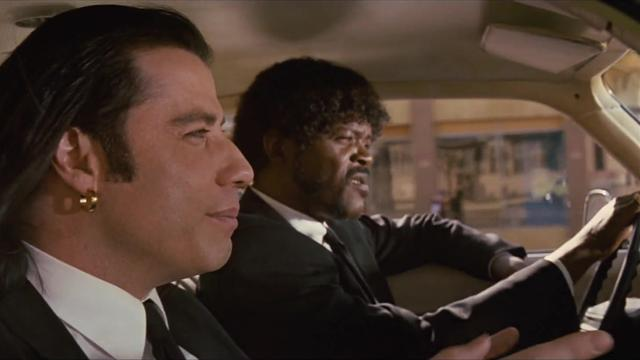 Pulp Fiction - Royale With Cheese