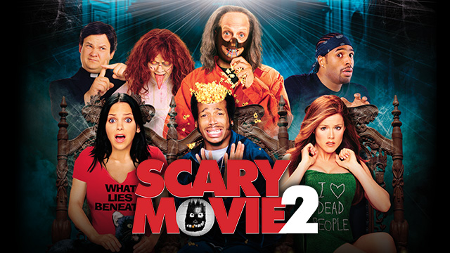 Scary Movie 2 - Official Trailer (HD)