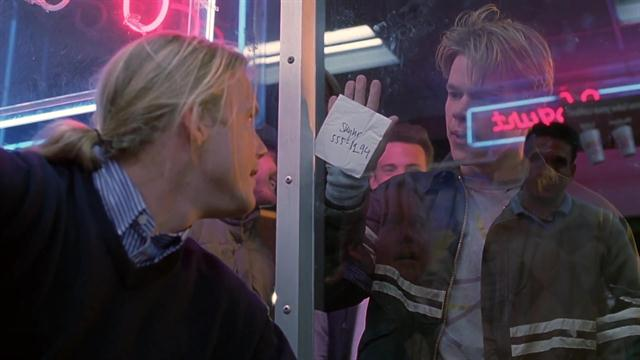Good Will Hunting - Do You Like Apples?