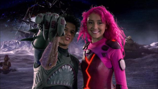 The Adventures of Sharkboy and Lavagirl - Bad Dreams