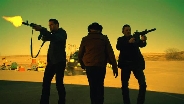 From Dusk Till Dawn: The Series - Escape Across the Border