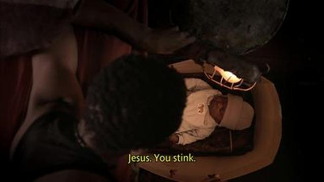 Tsotsi - Jesus, You Stink