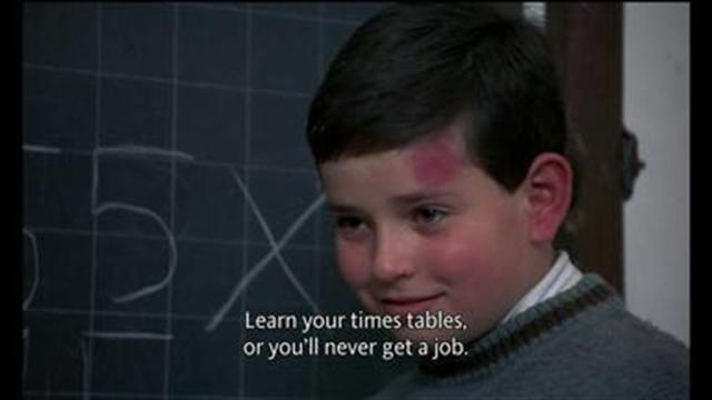 Cinema Paradiso - Cinema vs. Times Tables