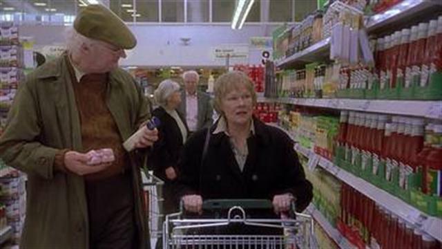 Iris - Grocery Shopping
