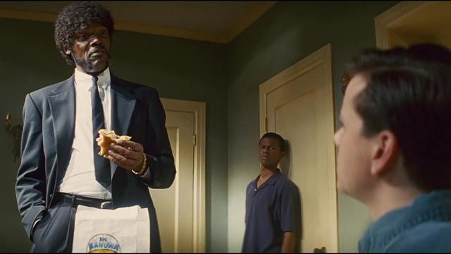 Pulp Fiction - Big Kahuna Burger