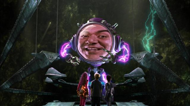 The Adventures of Sharkboy and Lavagirl - Mr. Electric