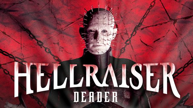 Hellraiser VII: Deader - Official Trailer (HD)