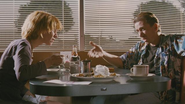 Pulp Fiction - Nobody Ever Robs Restaurants (Opening Scene)