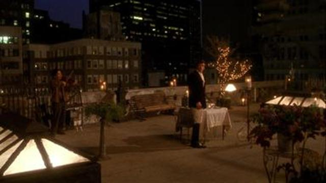Kate & Leopold - Duke on the Roof