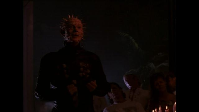 Hellraiser III: Hell On Earth - Free Yourself from the Past