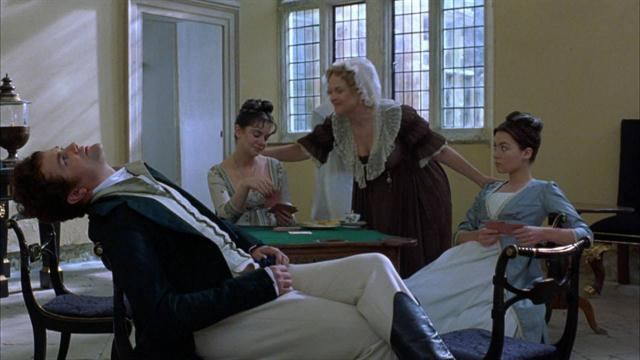 Mansfield Park - Meet the Crawfords