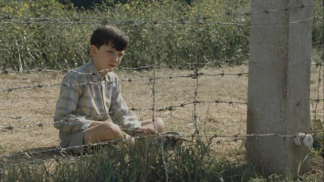 The Boy In The Striped Pajamas - I Can Dig Under
