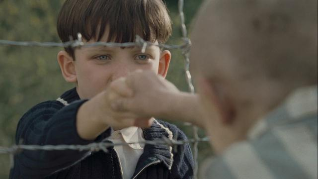 the boy in the striped pajamas rats who steal