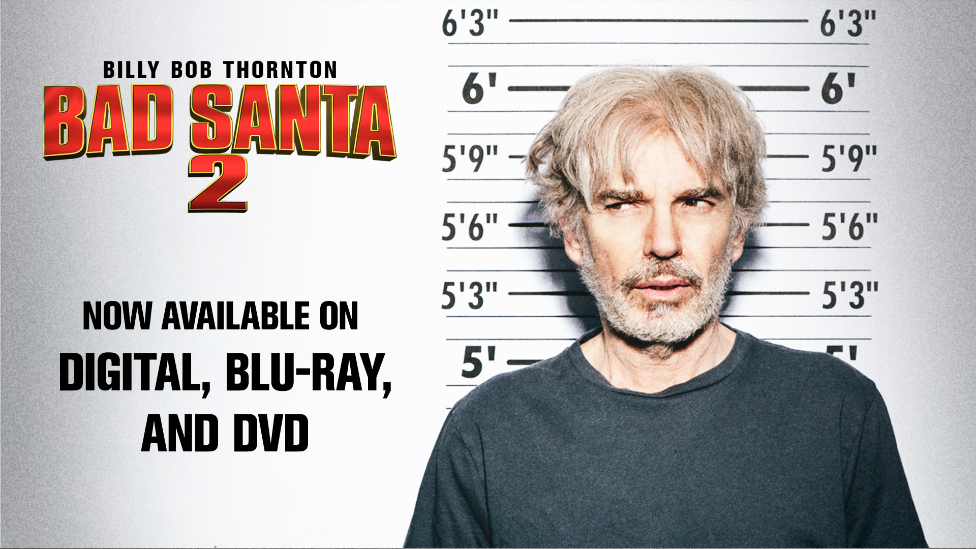Bad Santa 2 - Home Entertainment Trailer