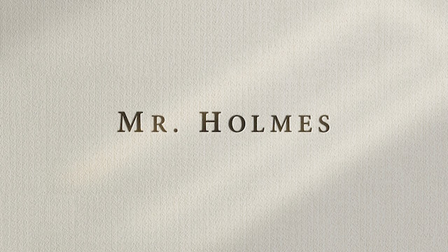 Mr. Holmes - Official Teaser (HD) | In Theaters Summer 2015