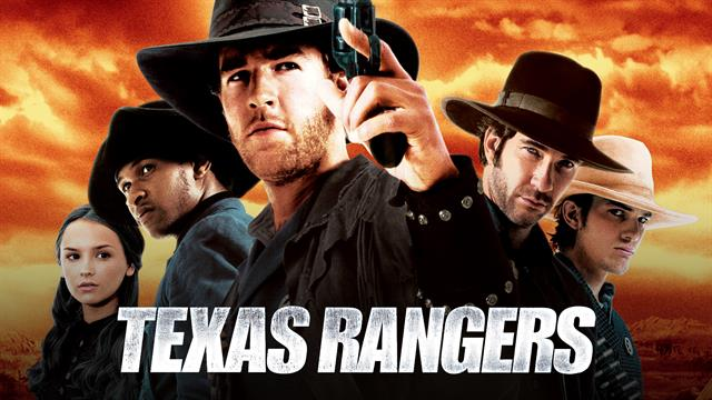 Texas Rangers - Official Trailer (HD)