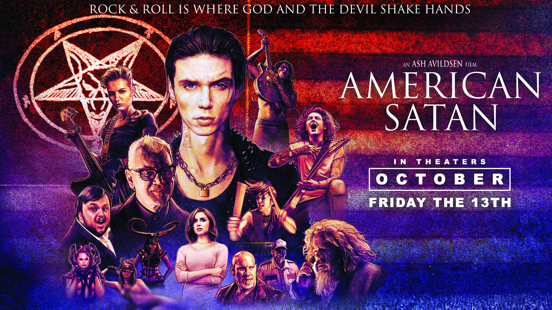 American Satan - Theatrical Trailer