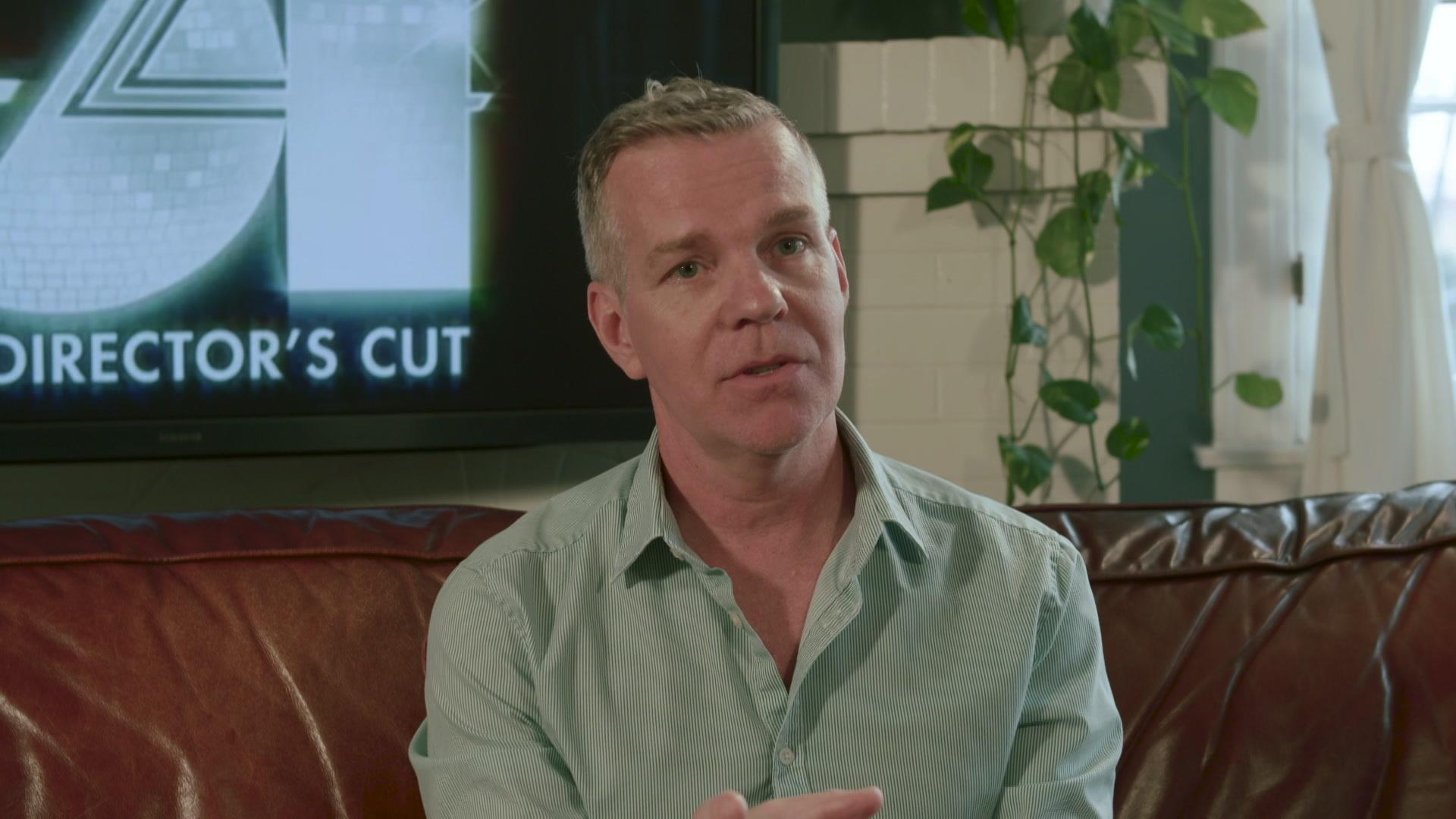54: The Director's Cut - Blu-ray Featurette Clip